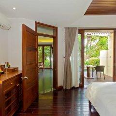 Отель Hoi An Silk Marina Resort & Spa 4* Вилла с различными типами кроватей фото 5