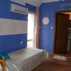 Отель Guest House Morska Zvezda Поморие комната для гостей фото 3