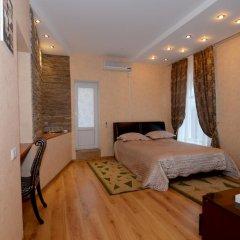Отель Ника Черноморск комната для гостей фото 5