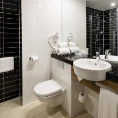 Отель Holiday Inn Express Amsterdam - South 3* Стандартный номер с двуспальной кроватью фото 3