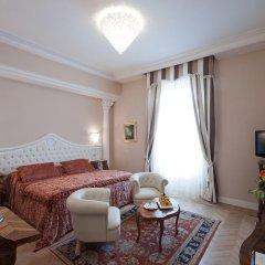Отель Grand Hotel Rimini Италия, Римини - 4 отзыва об отеле, цены и фото номеров - забронировать отель Grand Hotel Rimini онлайн комната для гостей фото 2