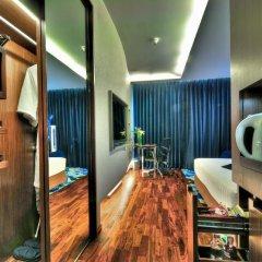 Отель Galleria 10 Sukhumvit Bangkok by Compass Hospitality 4* Стандартный номер с различными типами кроватей фото 4