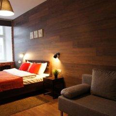 LiKi LOFT HOTEL 3* Номер Делюкс с различными типами кроватей фото 3