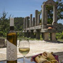 Отель Quinta Da Pousadela Амаранте питание фото 3