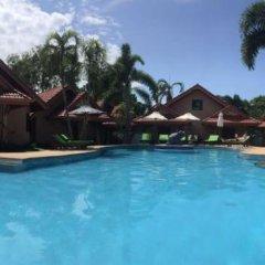 Отель Happy Elephant Resort 3* Номер Комфорт с двуспальной кроватью фото 2