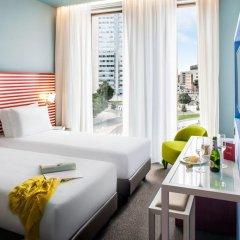 Hotel Glam Milano 4* Стандартный номер с двуспальной кроватью фото 5