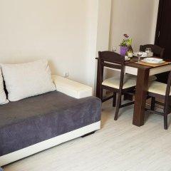 Апарт-Отель Мария Апартаменты с двуспальной кроватью фото 23