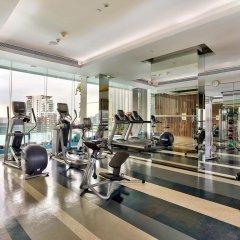 Отель Hilton Sukhumvit Bangkok Таиланд, Бангкок - отзывы, цены и фото номеров - забронировать отель Hilton Sukhumvit Bangkok онлайн фитнесс-зал