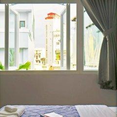 Giang Son 1 Hotel Стандартный номер с различными типами кроватей фото 9