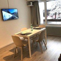 Отель Studio Riedwiese Швейцария, Давос - отзывы, цены и фото номеров - забронировать отель Studio Riedwiese онлайн удобства в номере