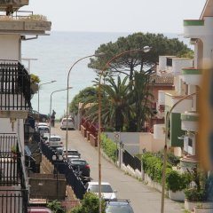 Отель Casa Vacanze Giardini Джардини Наксос балкон
