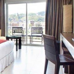 Отель Millennium Resort Patong Phuket 5* Номер Делюкс с двуспальной кроватью фото 3