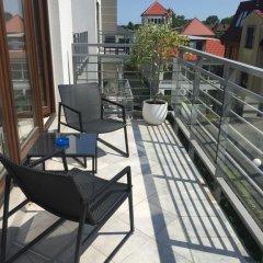 Отель Sopocka Bryza Сопот балкон
