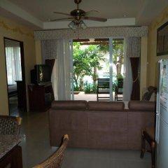 Отель Villa Thongbura 3* Студия с 2 отдельными кроватями фото 10