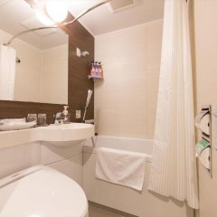 Hotel Hokke Club Asakusa 3* Стандартный номер с различными типами кроватей фото 15