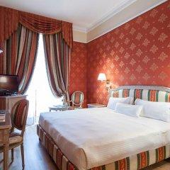 Hotel De La Ville 4* Улучшенный номер с различными типами кроватей фото 3