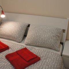 Гостевой Дом Полянка Номер Эконом с двуспальной кроватью фото 3