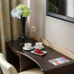 Гостиница Статский Советник 3* Стандартный номер с двуспальной кроватью фото 11