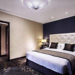 Отель Oakwood Premier Coex Center Улучшенные апартаменты с 2 отдельными кроватями фото 3