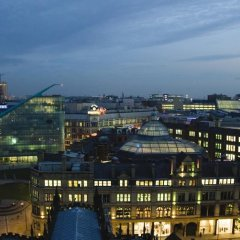 Renaissance Manchester City Centre Hotel балкон