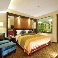 Jianguo Hotel Xi An 5* Номер Делюкс с различными типами кроватей фото 4