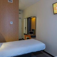 Отель easyHotel Brussels City Centre 3* Стандартный номер с 2 отдельными кроватями