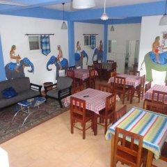 Отель Blue Elephant Guest House питание фото 3