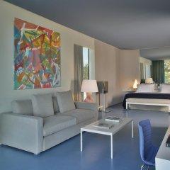 Отель The Oitavos 5* Улучшенные апартаменты с разными типами кроватей фото 6