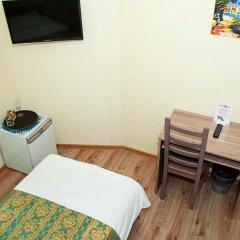 Гостиница Суворов Номер Комфорт разные типы кроватей
