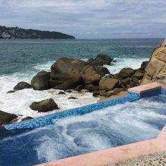 Отель Apartamento Estrella Del Mar Acapulco бассейн фото 3