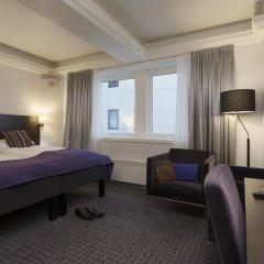 Отель Scandic Bodø 3* Стандартный номер с различными типами кроватей фото 6