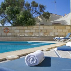 Отель Villa Caryana Испания, Кала-эн-Бланес - отзывы, цены и фото номеров - забронировать отель Villa Caryana онлайн фитнесс-зал
