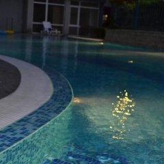 Отель Sun City Apartments Болгария, Солнечный берег - отзывы, цены и фото номеров - забронировать отель Sun City Apartments онлайн бассейн