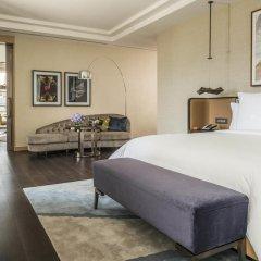 Four Seasons Hotel Dubai International Financial Centre 5* Улучшенный номер с различными типами кроватей фото 2