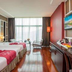 Royal Lotus Hotel Halong 4* Номер Делюкс с различными типами кроватей фото 4