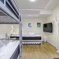 City Hostel Стандартный номер с различными типами кроватей фото 9