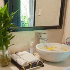 Отель An Bang Garden Homestay 3* Стандартный номер с различными типами кроватей фото 5