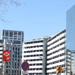 Апартаменты Habitat Apartments Fluvia Барселона парковка