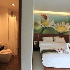 The Crystal Beach Hotel 3* Стандартный номер разные типы кроватей фото 2