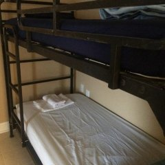 DC International Hostel 1 Кровать в общем номере с двухъярусной кроватью фото 4