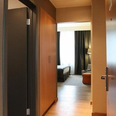 Гостиница Holiday Inn Moscow Tagansky (бывший Симоновский) 4* Стандартный номер с различными типами кроватей фото 11