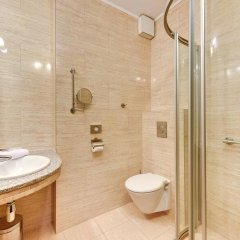 Amber Hotel Гданьск ванная фото 2