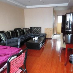 Chongqing Yueyou Hotel Airport Номер Делюкс с различными типами кроватей фото 3