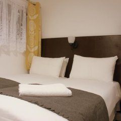 Plaza London Hotel 2* Стандартный номер с двуспальной кроватью