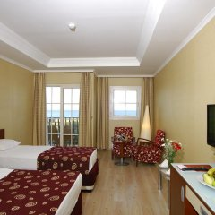 Belek Beach Resort Hotel 5* Стандартный номер с различными типами кроватей фото 5