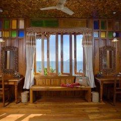 Отель Santhiya Koh Yao Yai Resort & Spa 5* Вилла с различными типами кроватей фото 9