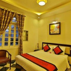 Отель Moon's Homestay 3* Улучшенный номер с различными типами кроватей фото 2