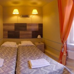 Гостиница Замок Домодедово Номер категории Эконом с двуспальной кроватью фото 4