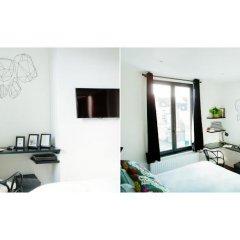 Отель B&B Place Jourdan Бельгия, Брюссель - отзывы, цены и фото номеров - забронировать отель B&B Place Jourdan онлайн интерьер отеля фото 2