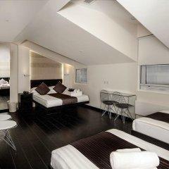 Отель 88 Studios Kensington Семейная студия с двуспальной кроватью фото 7